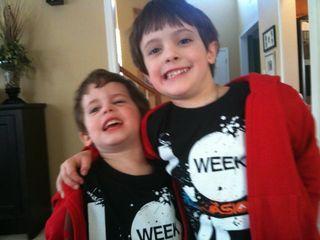 Kids love week